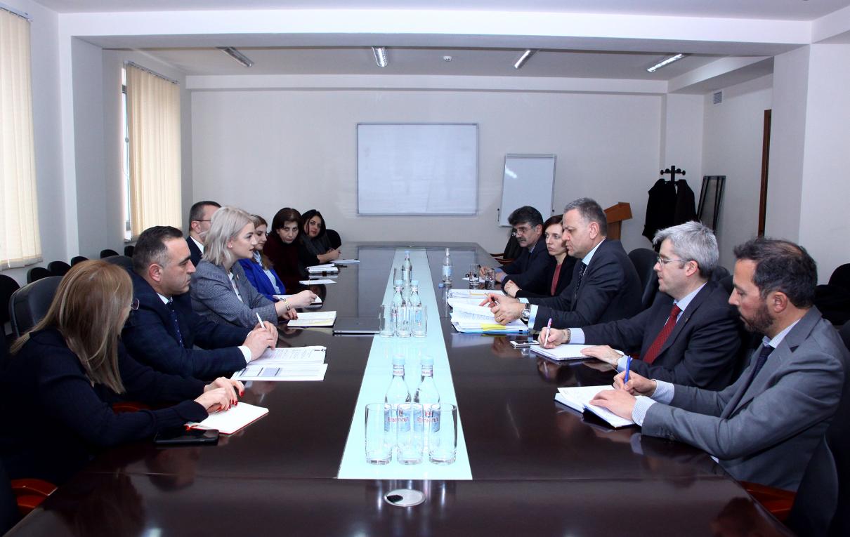 Հայաստան-ԵՄ կրթական նոր երկխոսություն