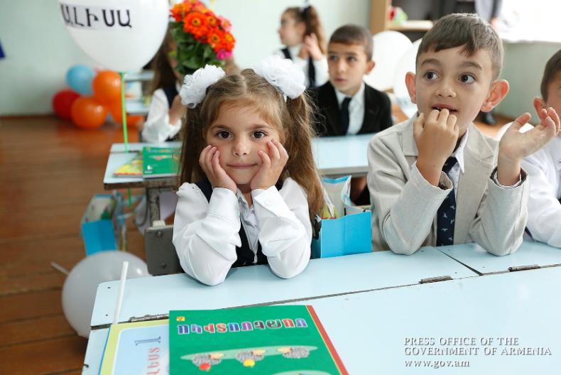 ՀՀ ԿԳՄՍ նախարար Արայիկ Հարությունյանի ուղերձը Գիտելիքի և դպրության օրվա առթիվ
